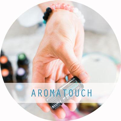 Aromatouch Technique Essential Oils