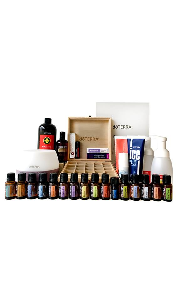 Doterra Natures Solution Aromatherapy Kit